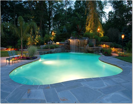 lighting for your pool
