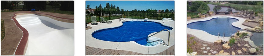 Accurate Pool and Spas pool ideas