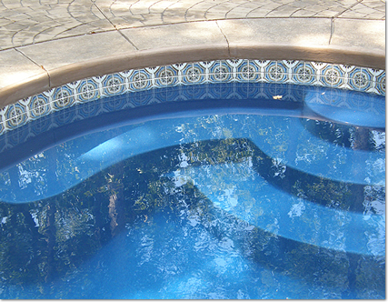 waterline tile for your pool